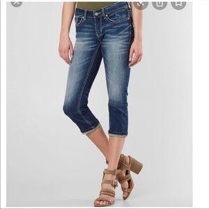 BKE jeans Capri 27